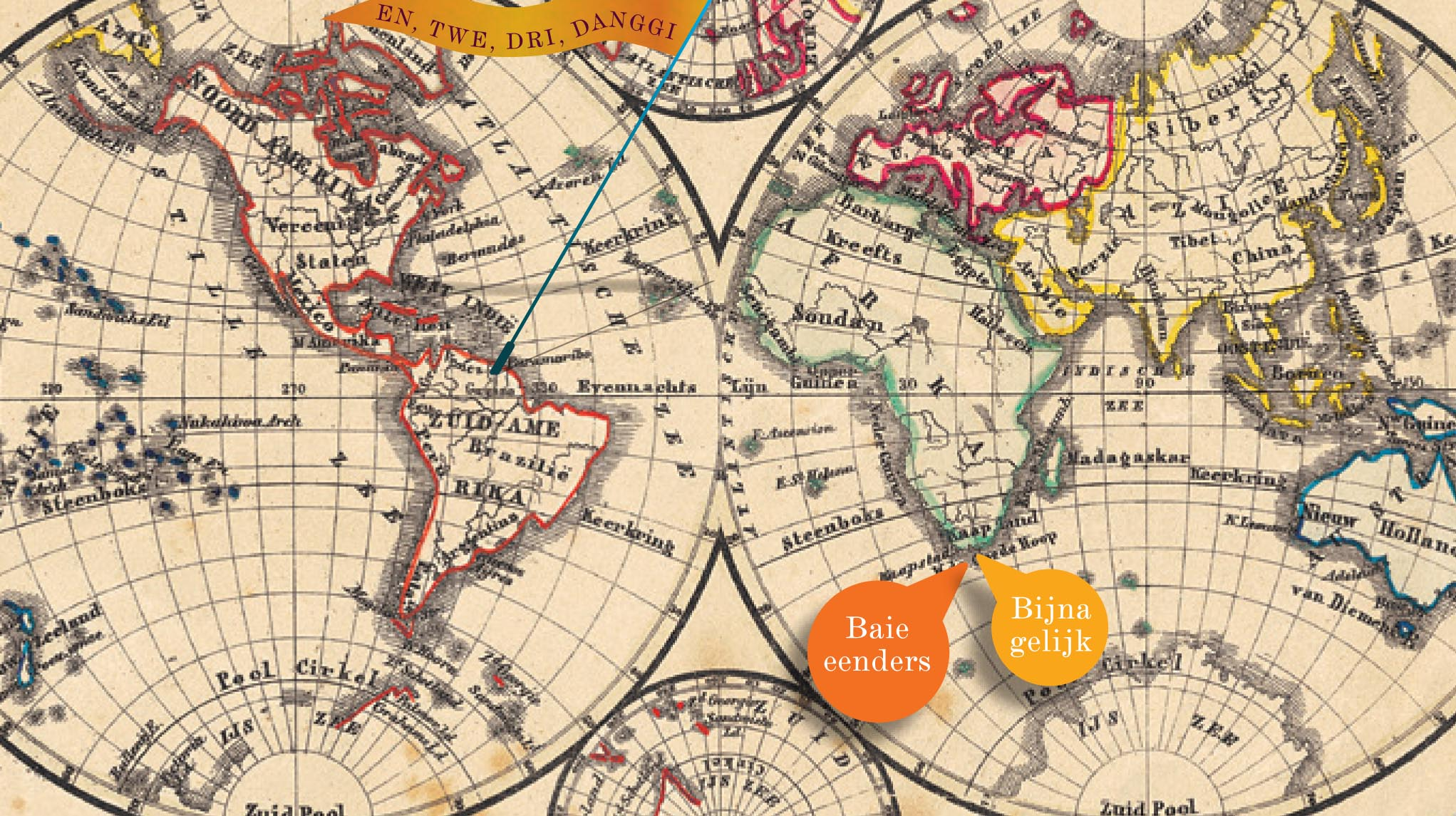 Atlas van de Nederlandse Taal - Recensie