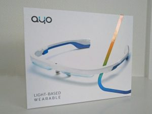 Review of AYO Wearable for xl8 review project