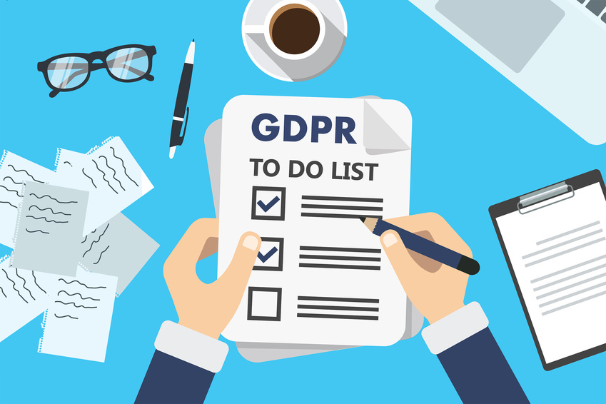 The GDPR for translators: 5 best practices