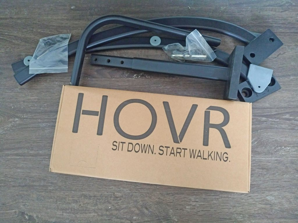 HOVR desk swing review