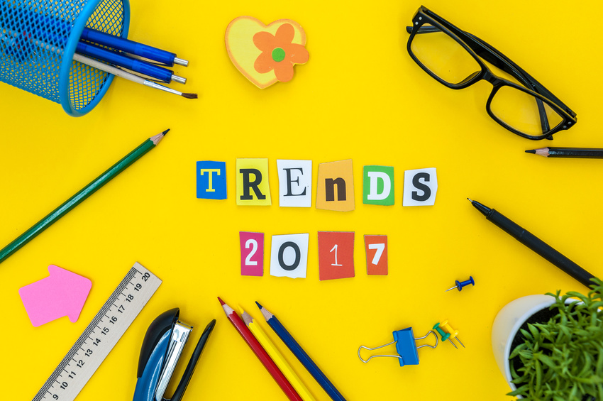 Trends in the translation industry in 2017