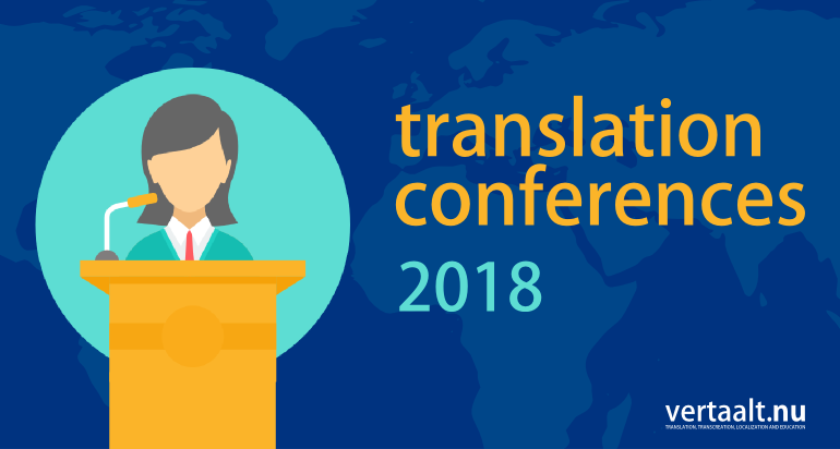 Overview of translation conferences in 2018