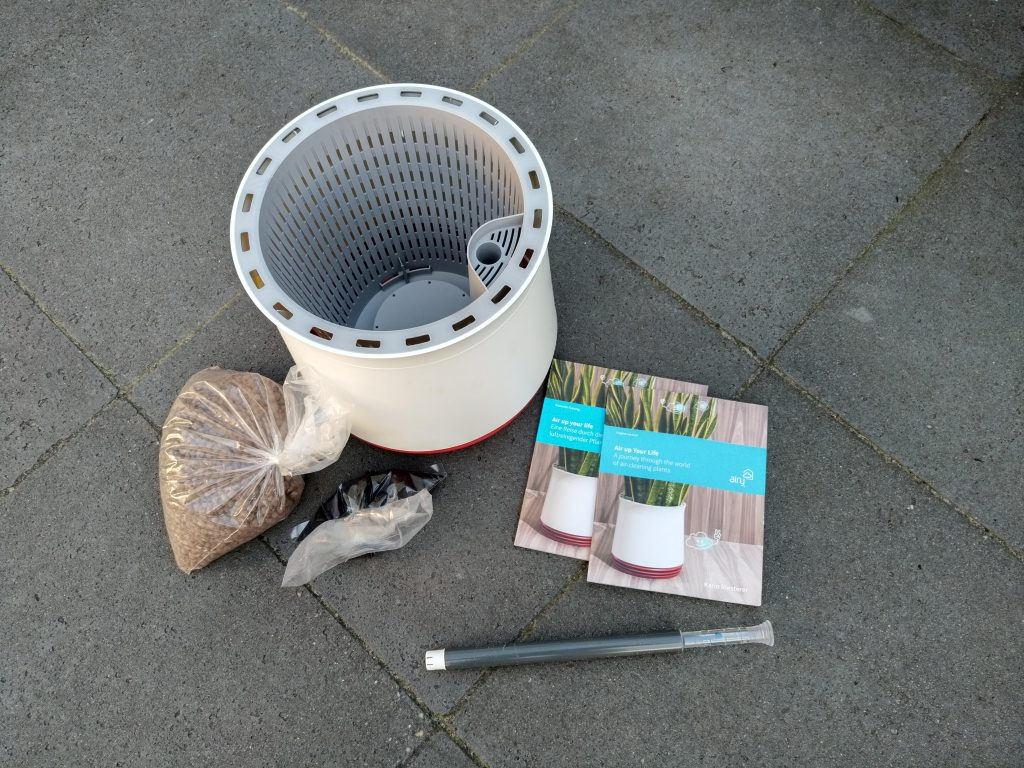 xl8 review of AIRY Flower Pot